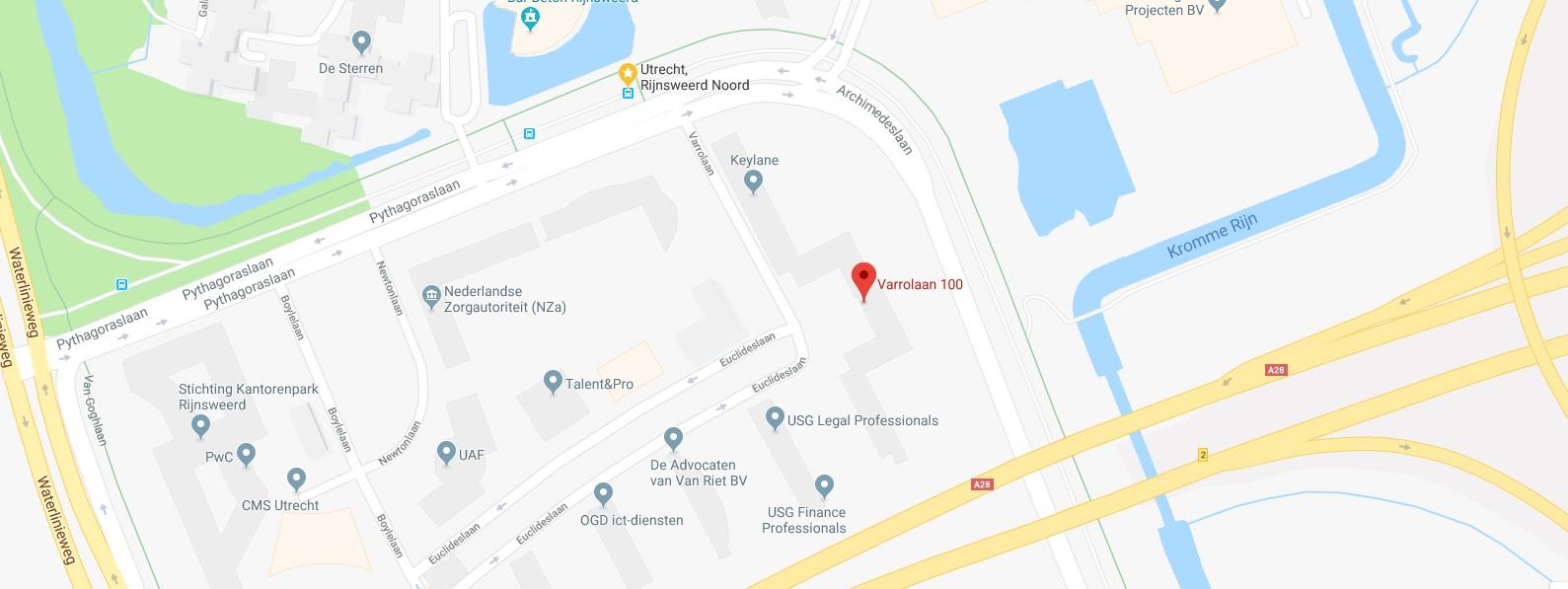 Google kaartje plaatsen Wordpress